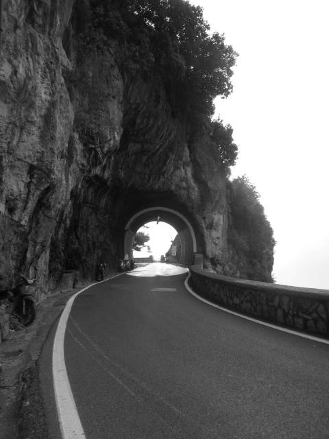 Amalfi Coast Tunnel